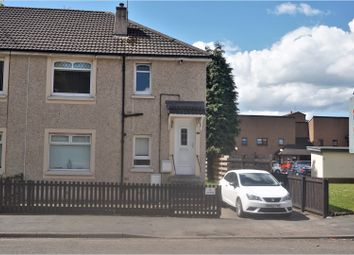 Thumbnail 1 bed flat for sale in Glencairn Street, Motherwell