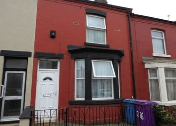 Thumbnail 2 bed property to rent in Binns Road, Old Swan, Liverpool