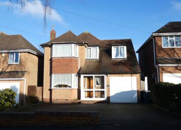 Thumbnail 3 bed detached house for sale in Longdon Drive, Sutton Coldfield