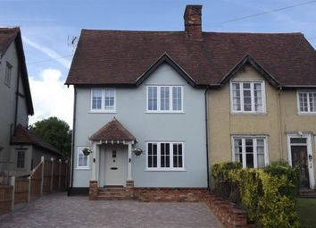 Thumbnail 4 bed detached house to rent in Church Lane, Bocking, Braintree