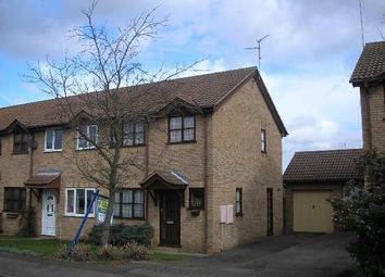 Thumbnail 3 bed end terrace house to rent in Bowness Way, Peterborough