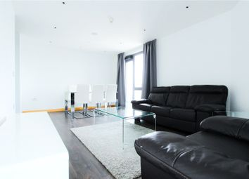 Thumbnail 2 bed flat to rent in Pinnacle Tower, 23 Fulton Road, Wembley