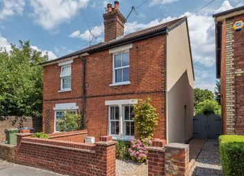 Thumbnail 2 bed semi-detached house for sale in Ludlow Road, Guildford