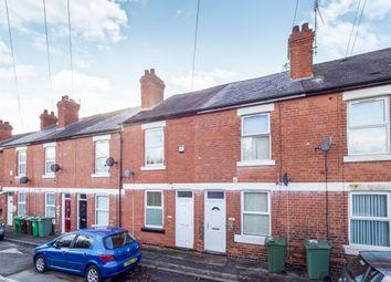 Thumbnail 3 bed terraced house for sale in Bulwell Lane, Nottingham