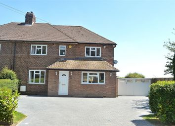 Thumbnail 5 bed semi-detached house for sale in Rise Cottages, Widford Road, Widford