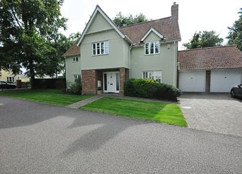 Thumbnail 5 bedroom detached house for sale in St. Georges Drive, Rickinghall, Diss