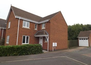 Thumbnail 4 bed detached house for sale in Stinford Leys, Market Harborough