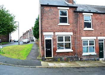 Thumbnail 2 bedroom end terrace house for sale in 77 Dovercourt Road, Rotherham