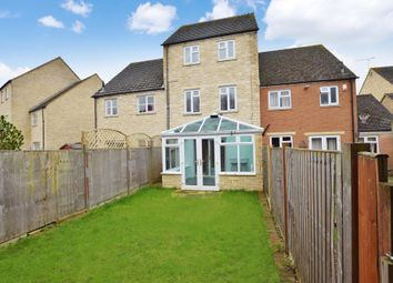Thumbnail 3 bed terraced house for sale in Perrinsfield, Lechlade