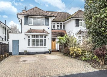 Thumbnail 3 bed semi-detached house for sale in Raglan Gardens, Watford