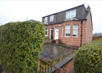 Thumbnail 2 bed semi-detached house for sale in Station Road, Blantyre, Glasgow