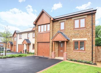 Thumbnail 4 bed detached house to rent in The Sidings, Hook Norton
