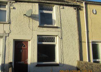 Thumbnail 2 bed terraced house for sale in Bethania Street, Maesteg, Bridgend.