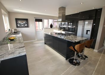 Thumbnail 5 bed detached house for sale in Spring Lane, Carlton, Barnsley
