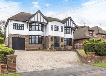 Thumbnail 4 bed detached house for sale in Prowse Avenue, Bushey Heath