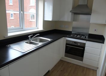 Thumbnail 2 bed flat to rent in William Lysaght House, Anderson Grove, Lysaght Village