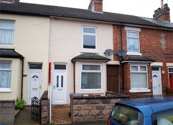 Thumbnail 2 bed terraced house to rent in Oak Street, Burton-On-Trent, Staffordshire