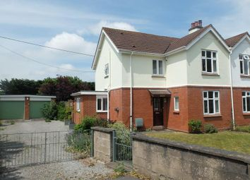 Thumbnail 3 bed semi-detached house for sale in Allington, New Street, Ledbury, Herefordshire