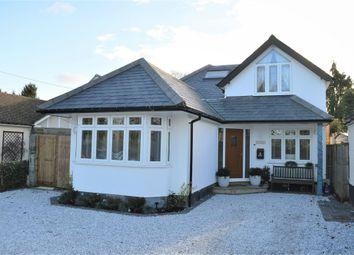 Thumbnail 4 bed detached bungalow for sale in Walton Lane, Weybridge, Surrey