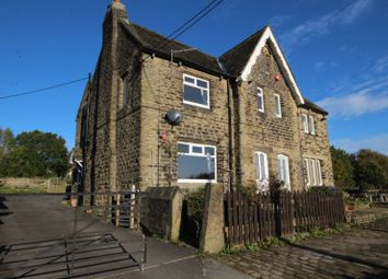 Thumbnail 3 bed semi-detached house for sale in Heys, Helme, Meltham, Holmfirth, Huddersfield