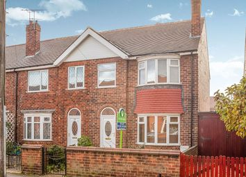 Thumbnail 3 bed terraced house to rent in Glamis Road, Doncaster