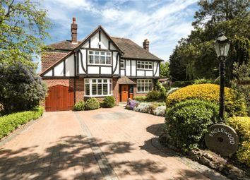 Thumbnail 5 bed detached house for sale in Farningham Hill Road, Farningham, Dartford, Kent