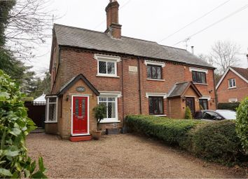 Thumbnail 2 bed semi-detached house for sale in Sissinghurst Road, Sissinghurst, Cranbrook