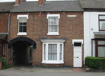 Thumbnail 1 bed flat to rent in Shobnall Street, Burton Upon Trent, Staffordshire