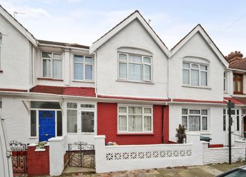 Thumbnail 4 bed terraced house for sale in Boreham Road, London