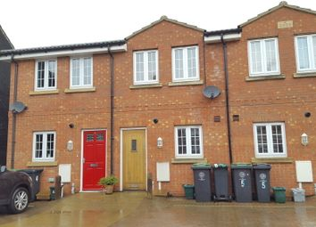 Thumbnail 2 bed town house for sale in East Grove, Rushden