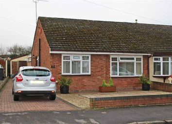 Thumbnail 2 bed semi-detached bungalow for sale in Birch Grove, Birchmoor, Tamworth, Warwickshire