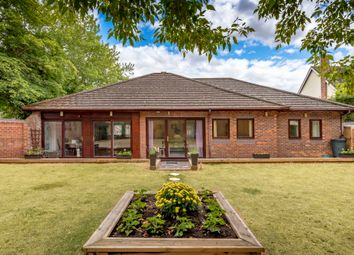 Thumbnail 4 bed detached bungalow for sale in Church Close, Madeley, Telford, Shropshire