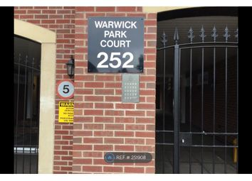 Thumbnail 1 bed flat to rent in Warwick Park Court, Solihull