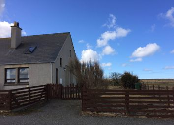 Thumbnail 3 bed semi-detached house for sale in St Ronans Drive Ness, Isle Of Lewis