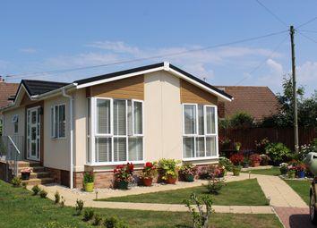 Thumbnail 2 bed mobile/park home for sale in Ham Manor Park, Llantwit Major