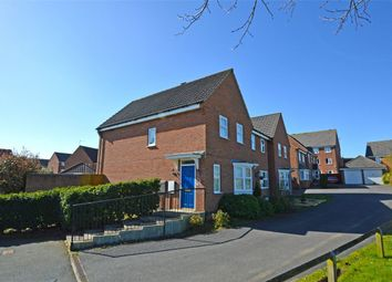 Thumbnail 3 bedroom end terrace house to rent in Mill Furlong, Coton Meadows, Rugby, Warwickshire