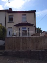 Thumbnail 1 bed flat to rent in Windsor Terrace, Newport