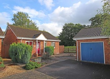 Thumbnail 2 bed detached bungalow for sale in Spindlebury, Cullompton