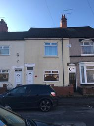 Thumbnail 3 bed terraced house for sale in Fife Street, Nuneaton