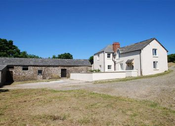 Thumbnail 4 bedroom farm for sale in Hartland, Bideford