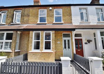 Thumbnail 4 bed terraced house for sale in Malvern Road, Hampton