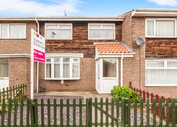 Thumbnail 4 bed terraced house for sale in Bannockburn Way, Billingham