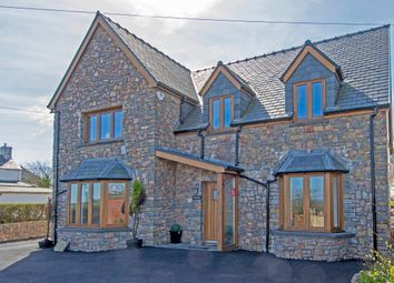 Thumbnail 5 bed detached house for sale in Tirmynydd Road, Fairwood, Gower