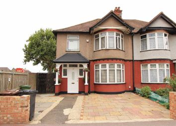 Thumbnail 3 bed semi-detached house for sale in Mill Lane, Chadwell Heath, Essex
