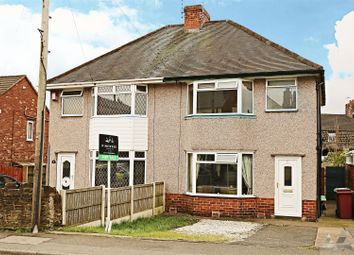 3 bed semi-detached house for sale in Queen Victoria Road, Tupton, Chesterfield, Derbyshire S42