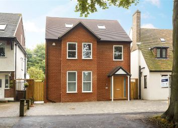 Thumbnail 4 bed detached house for sale in Beeches Avenue, Carshalton Beeches, Surrey