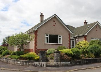 Thumbnail 3 bed bungalow for sale in Hillside Road, Cardross, Dumbarton, Argyll And Bute
