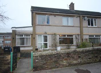 Thumbnail 3 bed terraced house for sale in Croft Street, Galashiels, Selkirkshire