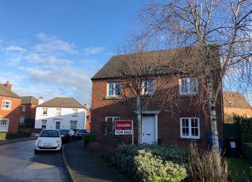 Thumbnail 5 bed detached house for sale in Walnut Walk, Lichfield