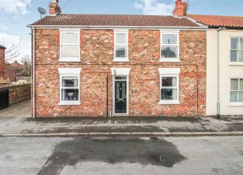 Thumbnail 4 bed property for sale in Main Street, Cranswick, Driffield